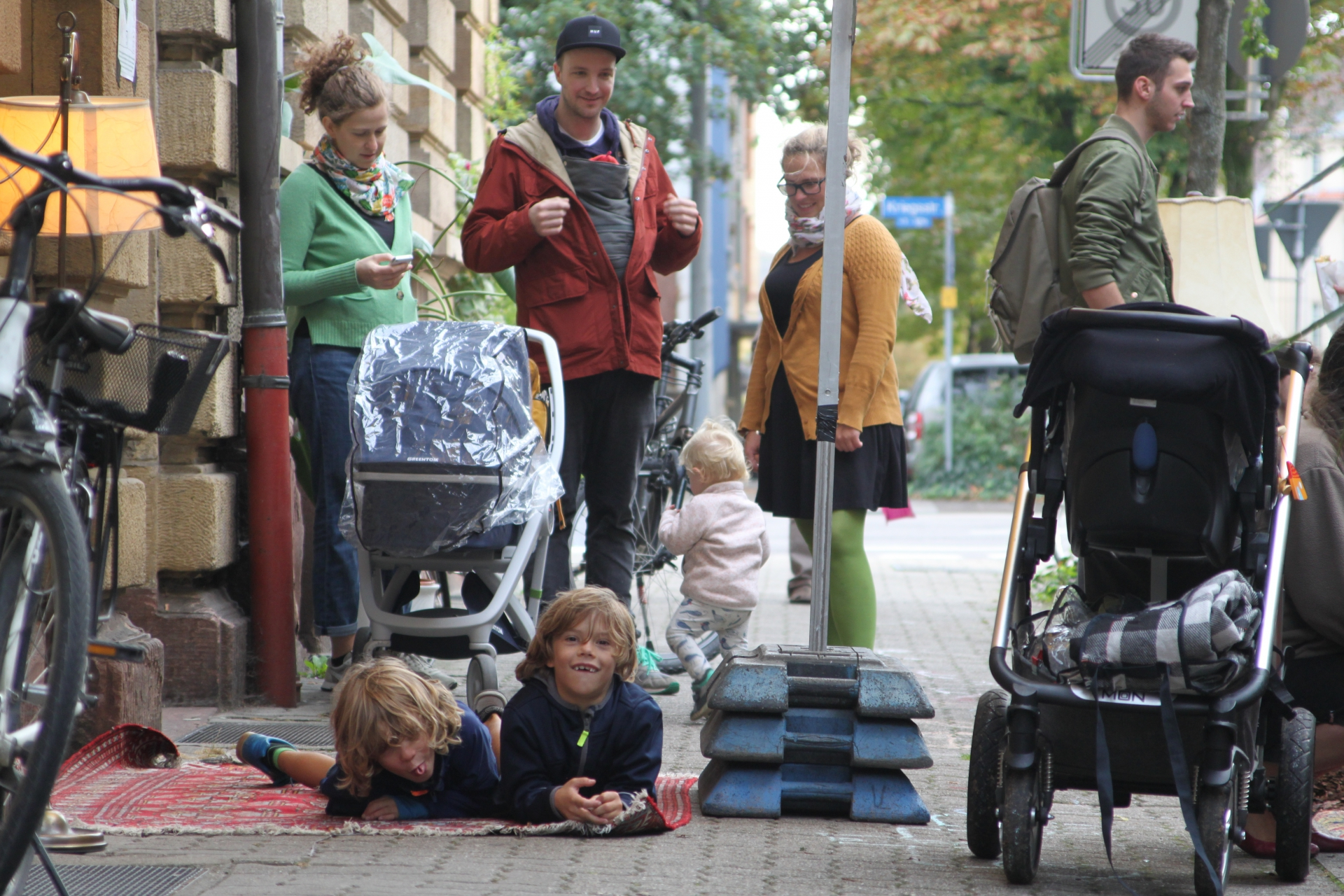 die Anstoß e.V. Parking Day 2016