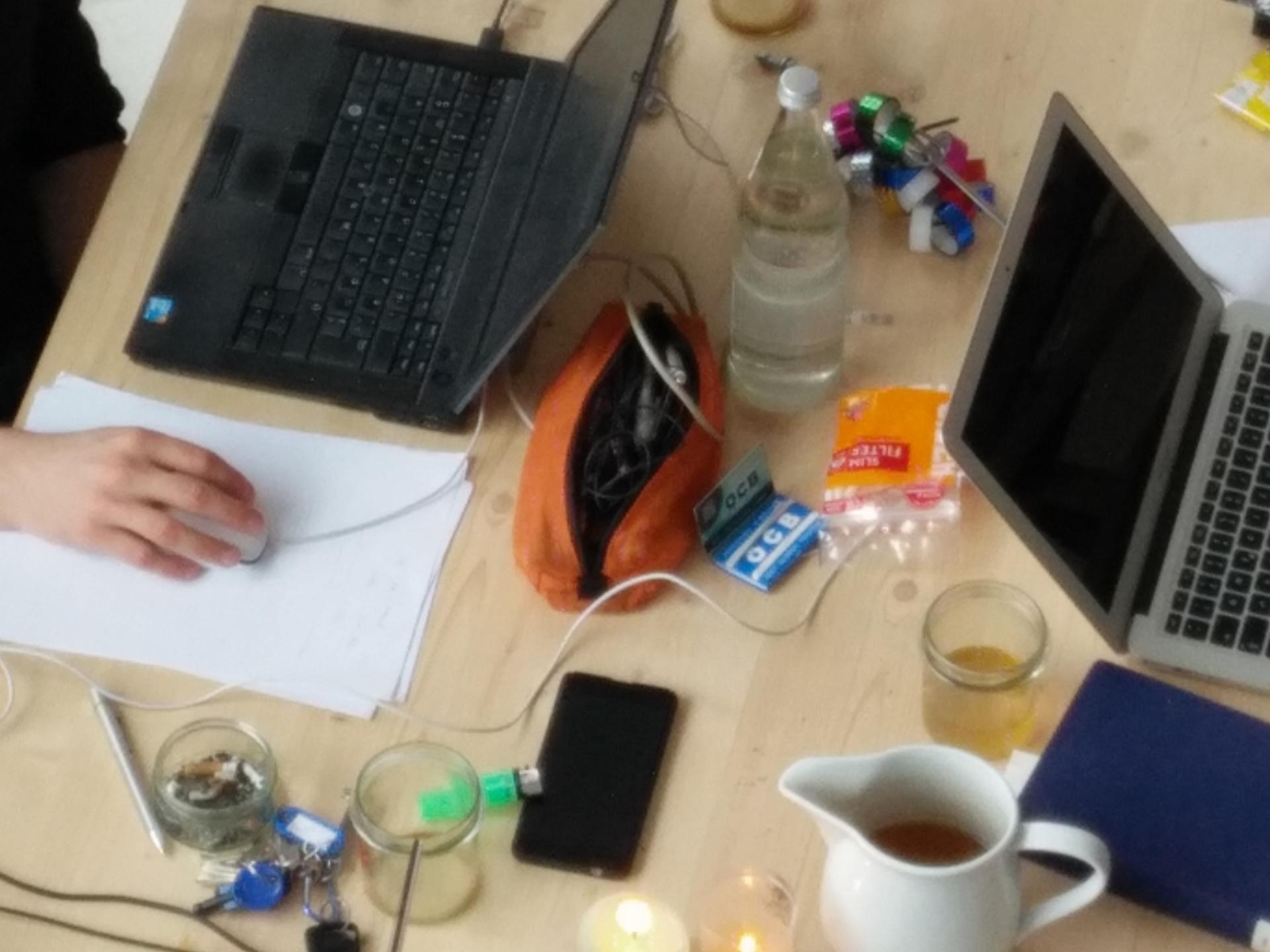 die Anstoß e.V. Workßpace