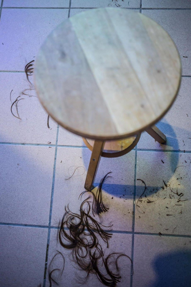 die Anstoß e.V. Haare 5€