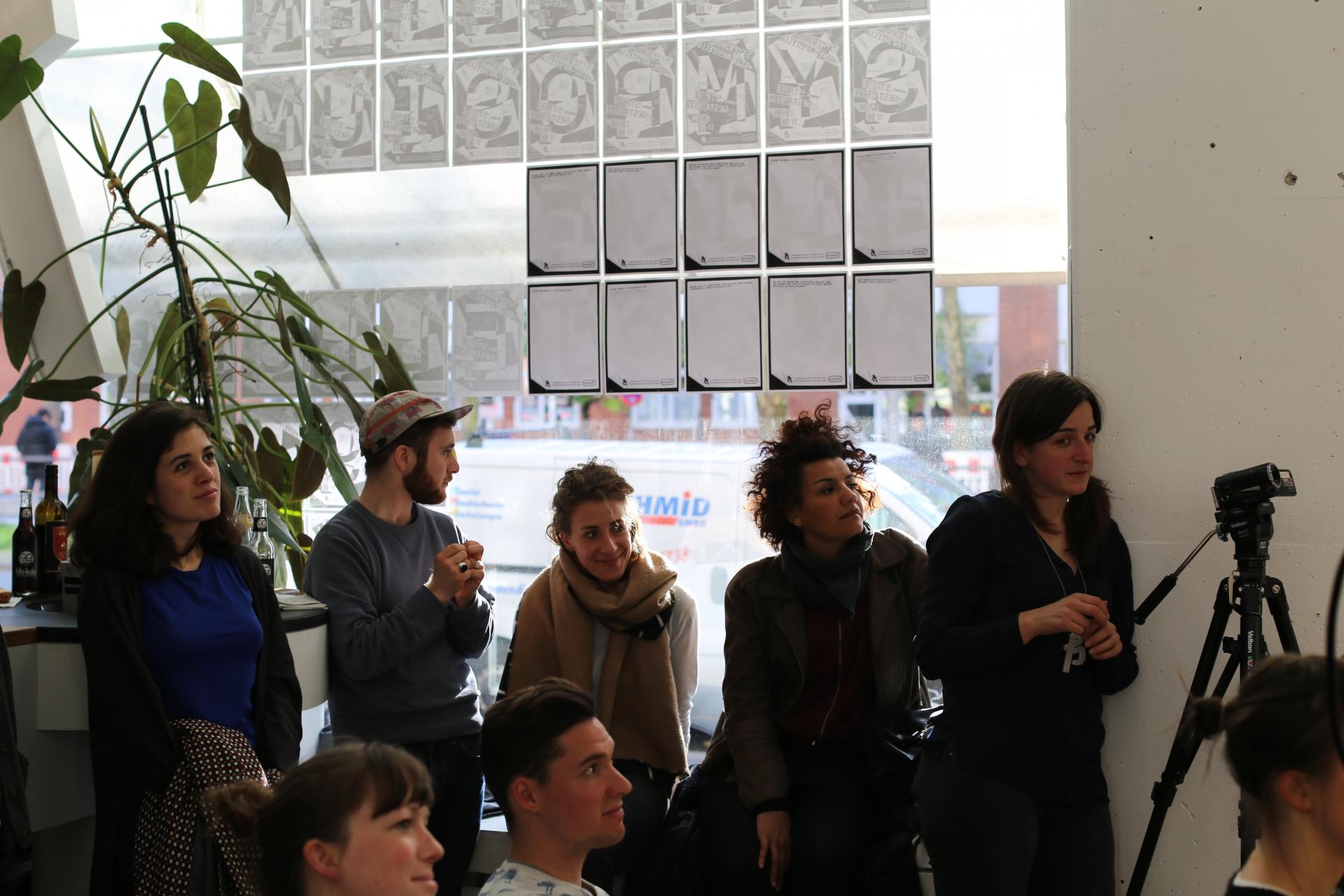 die Anstoß e.V. StadtGestalten Symposium + Live-Ausstellung